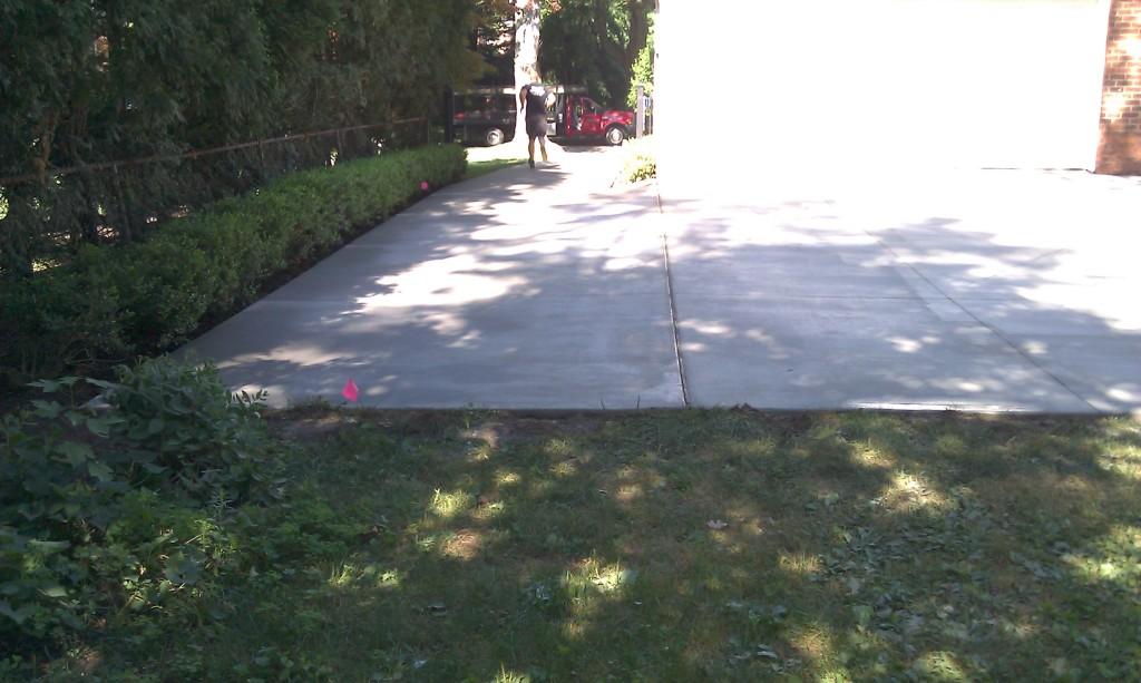 Concrete Driveway East Pointe MI