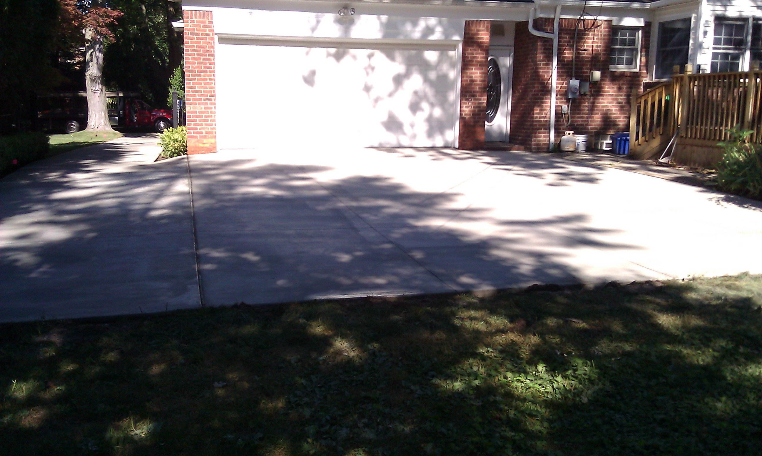Concrete Driveway Installation In New Baltimore Mi
