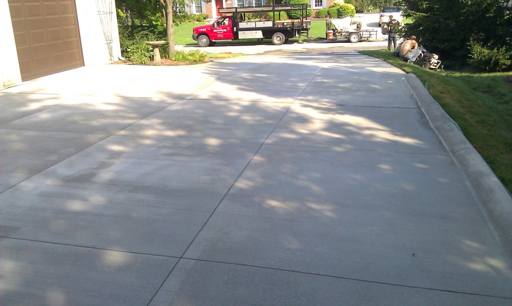 Concrete Driveway Design Ideas Decorative Stamped Concrete Driveways