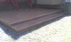 Concrete Patio Design in Warren Michigan