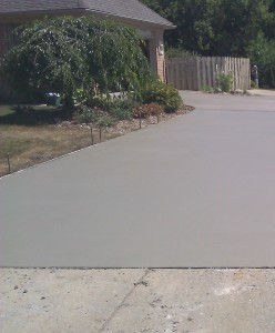 Driveway Concrete Contractors Sterling Heights MI