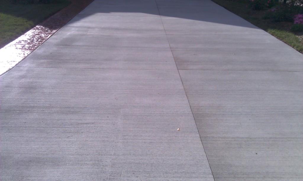 concrete driveway royal oak mi
