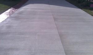 Concrete Driveway in Royal Oak, MI