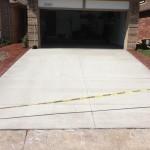 concrete driveway troy mi