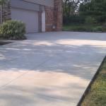 concrete driveway washington twp mi
