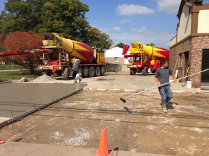 Commercial Concrete Contractors in Shelby Twp., MI