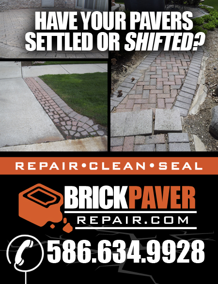 Paver Sealing Company Rochester Hills MI
