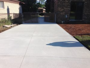 Madison Heights Michigan Concrete Driveway Contractors – References